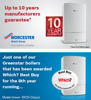Worcester Boiler Guarantee Holloway